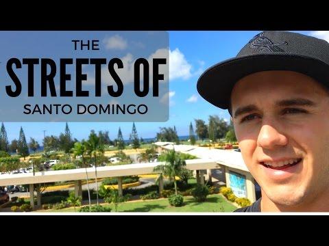 Streets of Santo Domingo