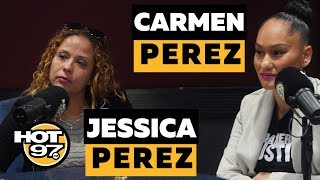 Carmen Perez & Jessica Perez On Bail Reform, Pedro Hernandez Case, Amber Guyger & Jay-Z/NFL