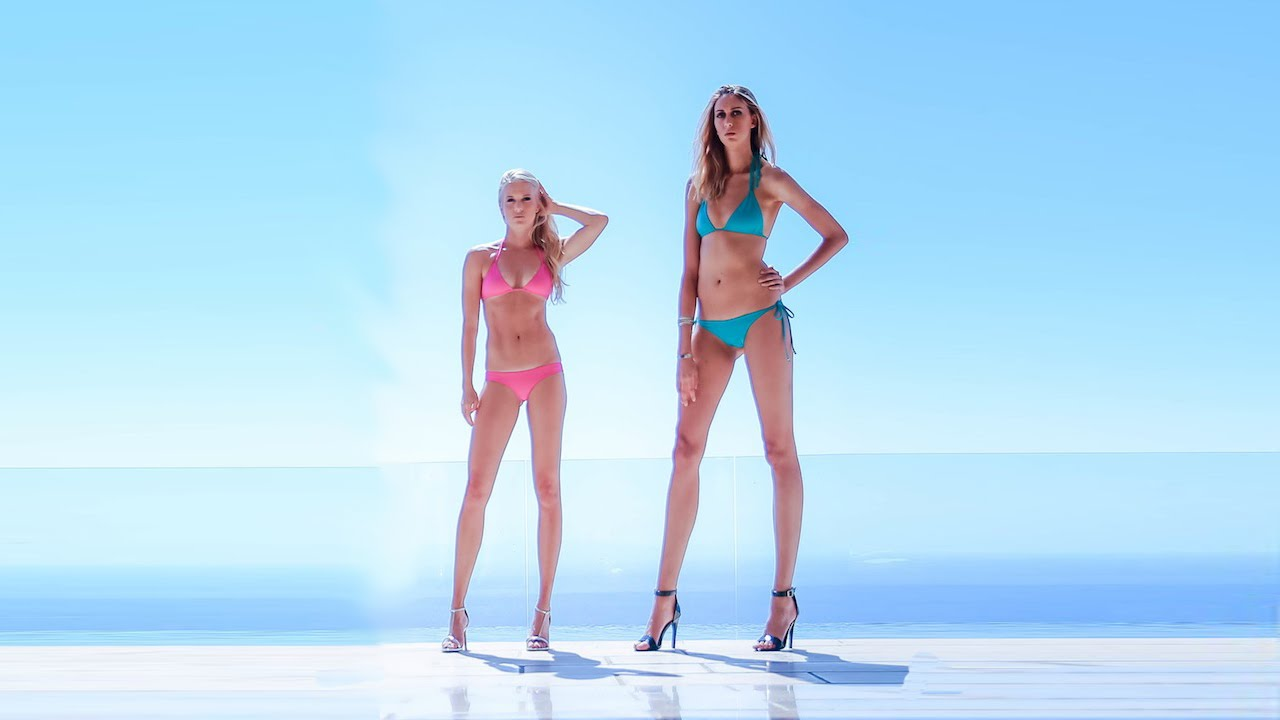 America's Longest Legs: Houston Model's 49 Inch Pins
