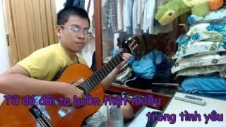 Xin Làm Người Xa Lạ - Sáng tác : Tú Nhi - [Bolero - Guitar Instrumental]