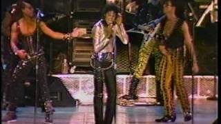 Michael Jackson  Heartbreak Hotel Live Yokohama 1987