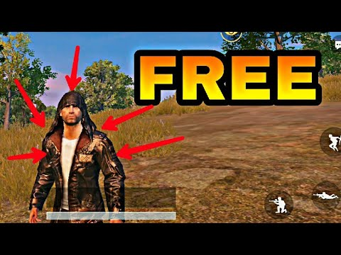 HOW TO GET WADU HEK OUTFIT IN PUBG MOBILE | FREE LEATHER HOODIE IN PUBG  MOBILE