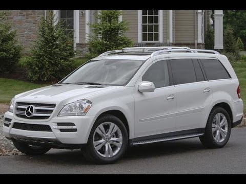 2012 mercedes benz gl 450 review youtube