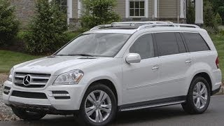 2012 Mercedes-Benz Gl 450 Review