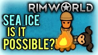 Baixar RimWorld Alpha 16 | Sea Ice Biome - Is it Possible?