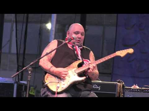 "POPA CHUBBY  ""Somewhere Over The Rainbow""  7-18-14"