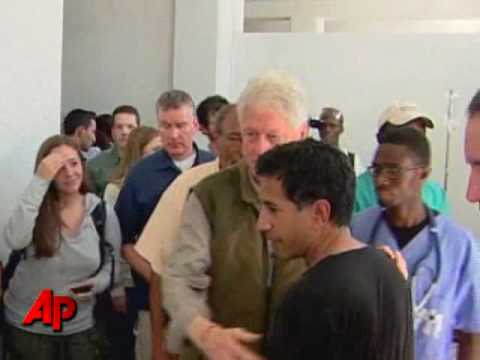 U.N. Appeals for Donations to Rebuild Haiti