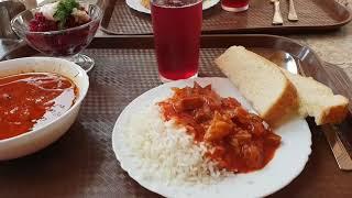 Витязево. Обзор столовой Кавказская Кухня. Знойная 11. Где поесть?