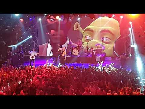 MORGENSHTERN - WATAFUK (live Минск 14.11.2020 @ Prime Hall)