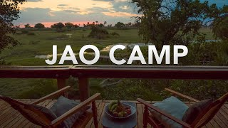 Jao Camp - Okavango Delta - Botswana