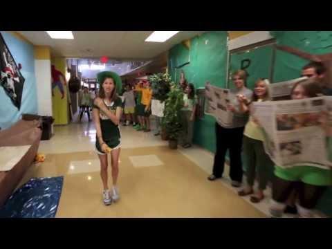 Knoxville Catholic High School's 2013 LipDub --
