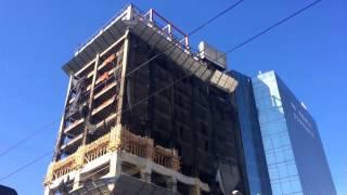 Edificio Arcos de Belén 2, avance en su recuperación CDMX. Enero 2017