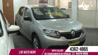 Autos SLP Auto Rent BV Financeira semana 43 2018