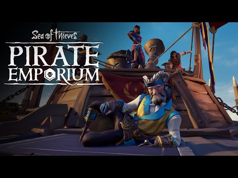 Pirate Emporium Update - January 2021: Official Sea of Thieves