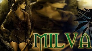 MCS ft. Jasinka - ⚔️The Witcher / Wiedźmin: Milva Tribute Song  prod Paradox