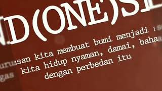Identitas Nasional Bangsa Indonesia