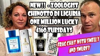 Zoologist Moth & Hyrax, Acqua di Parma Chinotto, 4160 Tuesdays, One Million Lucky & More!!
