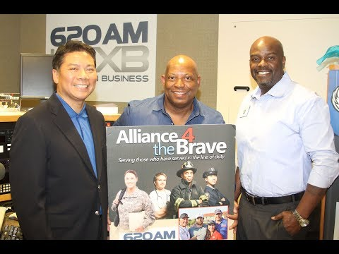 Alliance for the Brave Interview NPower Texas June 2017