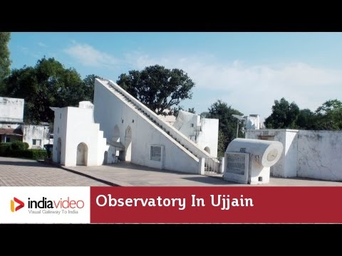 Observatory in Ujjain