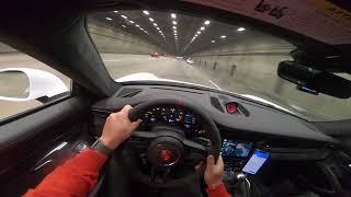 Porsche GT3 991.2 with the Sharkwerks Bypass Tunnel Run!