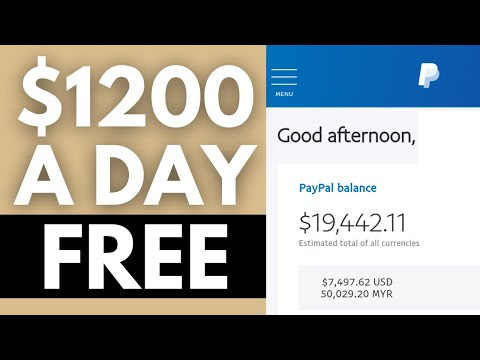 Make $1200 On Autopilot With This NEW Website (FREE) | Make Money Online 2021
