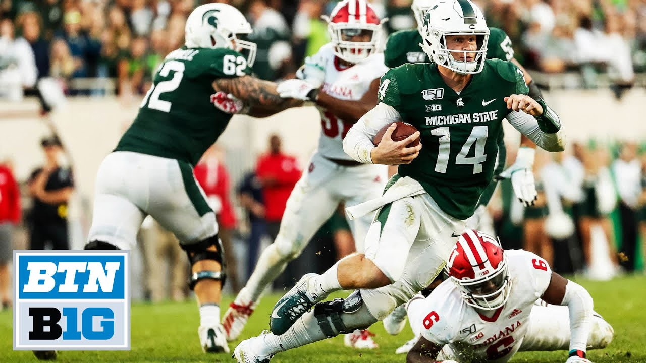 Instant recap: Indiana football loses to No. 10 Michigan State 20-15