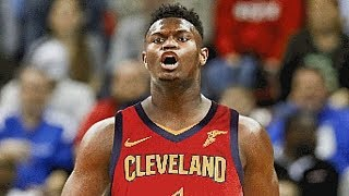 Zion Williamson Declares For The 2019 NBA Draft!
