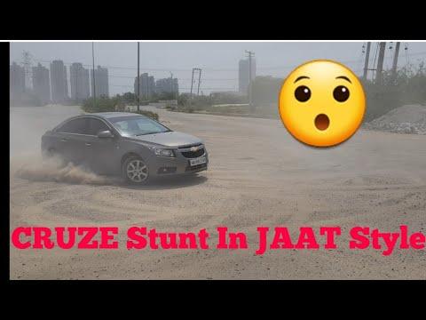 Cruze Stunt Video ....