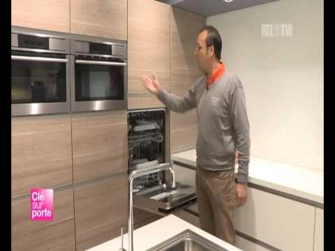 clé sur porte, l'ergonomie de la cuisine - eggo - youtube