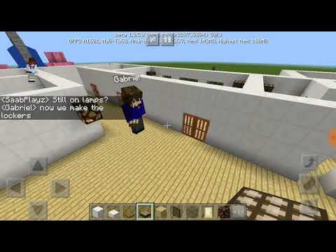 This is the real Part 1 Of the minecraft Making School!