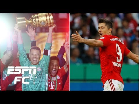 Will winning the double be enough to keep Kovac at Bayern?