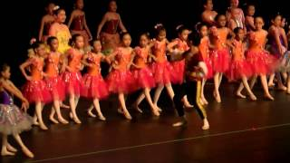 Lee Ain and Pan Su Kyi part-Chipollino ( The Ballet and Music Co. 2015 )