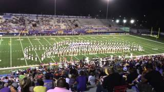 University of North Alabama Band Extravaganza
