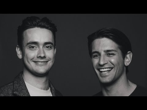 """Ollie Locke & Jack Rogers Discuss Their New Gay Dating App, """"Chappy"""""""