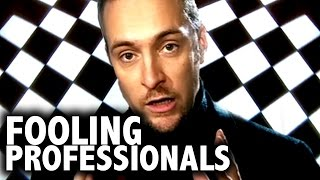 Derren Brown Fooling Professionals | Compilation