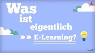 Was ist E-Learning?