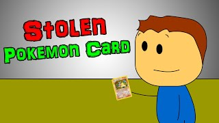 Brewstew - Stolen Pokemon Card