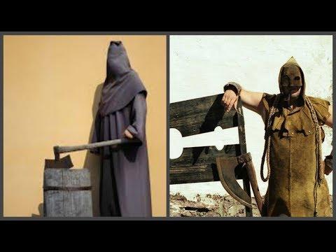 5 ყველაზე ცნობილი და სასტიკი ჯალათი (ვიდეო)
