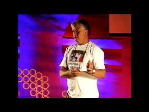 Acolher, ouvir, cuidar e transformar - como sonhos podem virar o jogo: Fernando de Góis at TEDxUFPR