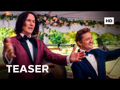 Bill & Ted   Teaser Oficial