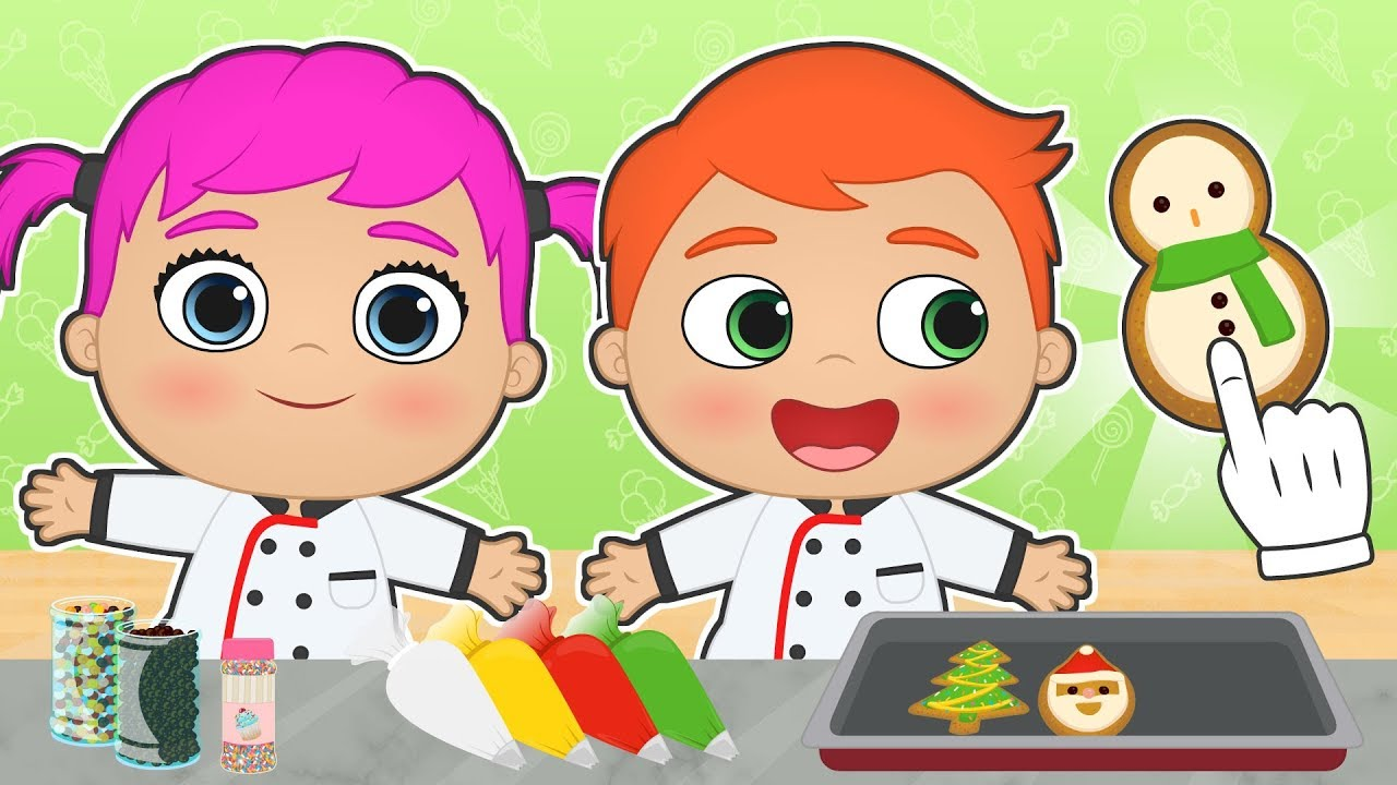 baby-alex-and-lily-learn-how-to-make-christmas-cookies-christmas-recipes-for-kids
