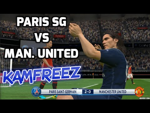 hd psg vs manchester united pour mon cher abonn kamfreez pes 2016 maillots 2017 youtube. Black Bedroom Furniture Sets. Home Design Ideas