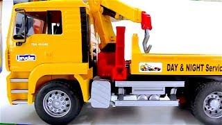 Camiones infantiles - Camiones grandes - Carritos para niños - Videos para niños