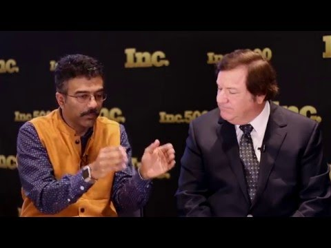 Inc 500 Awards Interview - CEO, Chocko Valliappa & President, Patrick O'Malley.