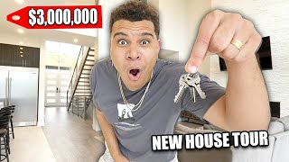 OUR NEW HOUSE OFFICIAL TOUR!!