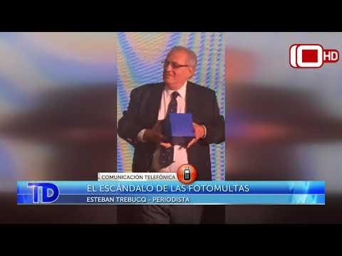 El escándalo de las Fotomultas: Nota con el periodista Esteban Trebucq