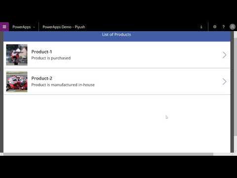 PowerApps: Pass argument to another screen – Piyush K Singh