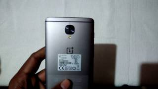 OnePlus 3T Fingerprint Scanner Setup & Working