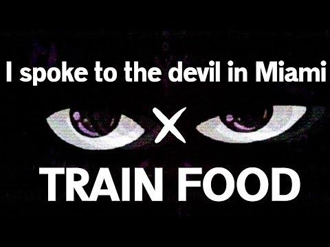 ♫ XXXTENTACION - Train Food / I spoke to the devil in Miami | Mashup