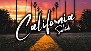 Sickick - California (Official Audio)